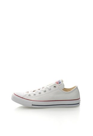 Унисекс бели кожени спортни обувки 132173C