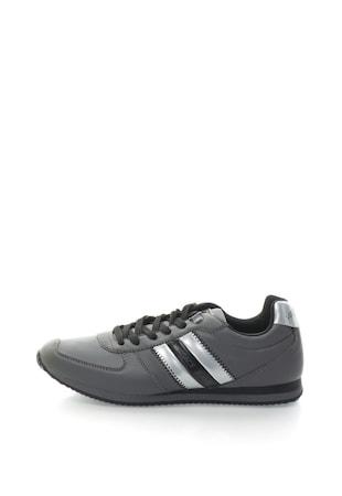d4e7376f90 Runner műbőr sneakers cipő ...