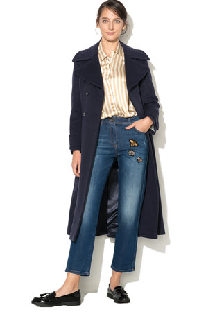 Hosszú kabát Pennyblack 528c9f8b656