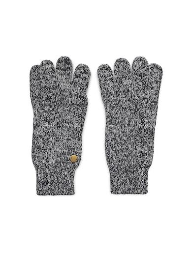 Esprit Manusi tricotate cu mansete striate Fete
