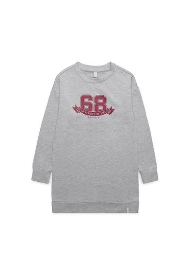 Esprit Rochie tip pulover cu imprimeu grafic Fete