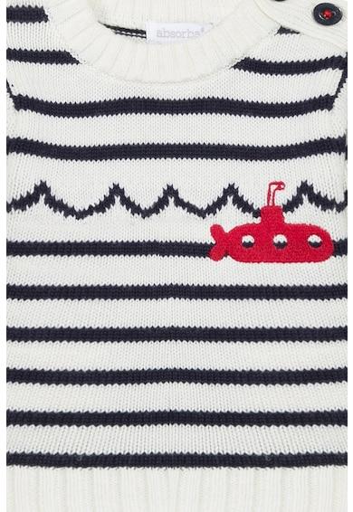 Absorba Пуловер с бродерии Момчета