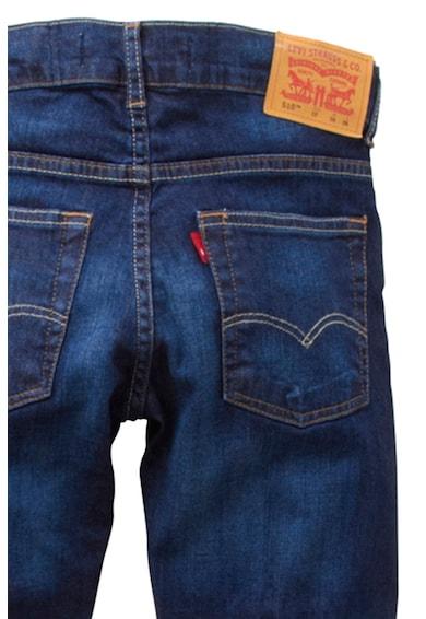 Levi's Kids Blugi skinny cu aspect decolorat 510 Baieti