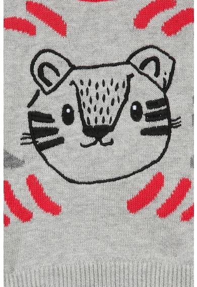 Catimini Set de pantaloni si pulover cu model grafic Baieti