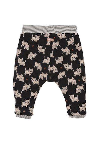 Catimini Pantaloni cu model cu animale Baieti