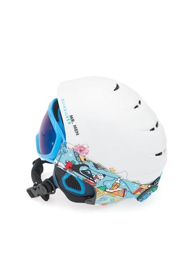 QUIKSILVER Set de ochelari si casca pentru sporturi de iarna Fete