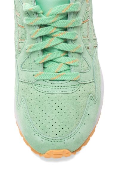 Asics Pantofi sport din piele intoarsa cu design perforat GEL LYTE V Femei