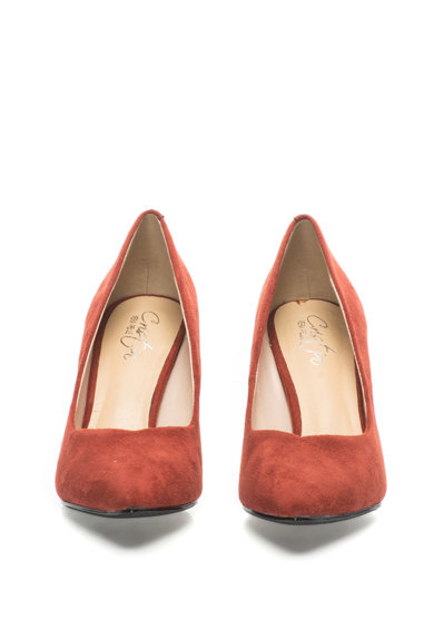 Cristin Pantofi de piele intoarsa sintetica, cu varf ascutit DILETTA Femei