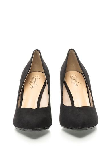 Cristin Pantofi stiletto de piele intoarsa sintetica Femei