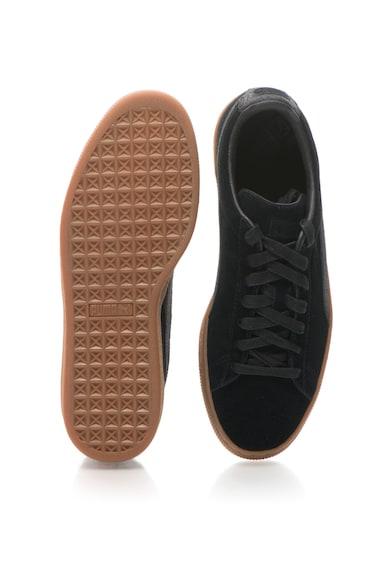 Puma Pantofi sport de piele intoarsa Barbati
