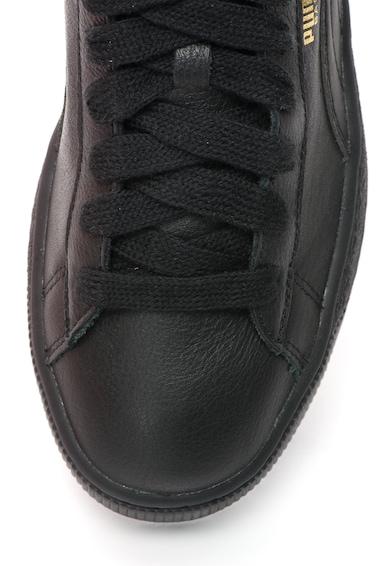 Puma Pantofi sport de piele Basket Femei