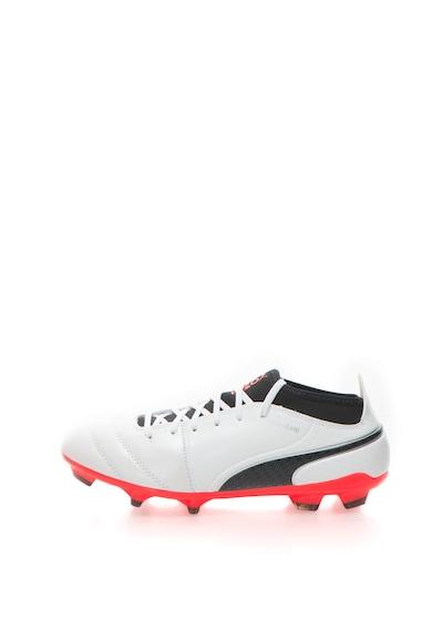 Puma Футболни обувки One с кожени детайли Мъже