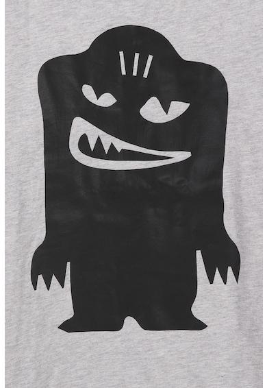 Z Kids Bluza cu imprimeu cu monstru Baieti