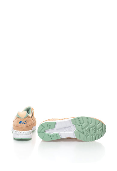 ASICS Tiger Pantofi sport cu insertii din piele intoarsa Gel-Lyte V Femei