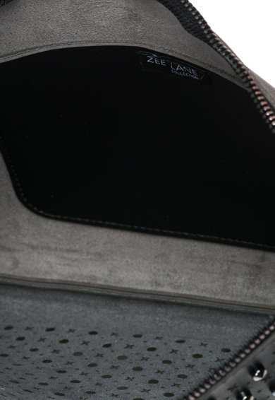 Zee Lane Collection Geanta crossbody de piele sintetica cu tinte Femei