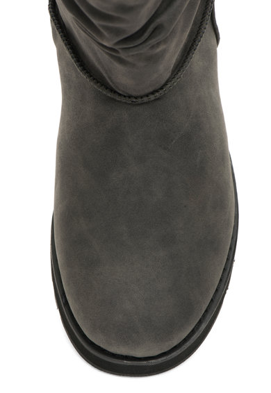 Skechers Зимни ботуши от еко кожа без закопчаване Жени