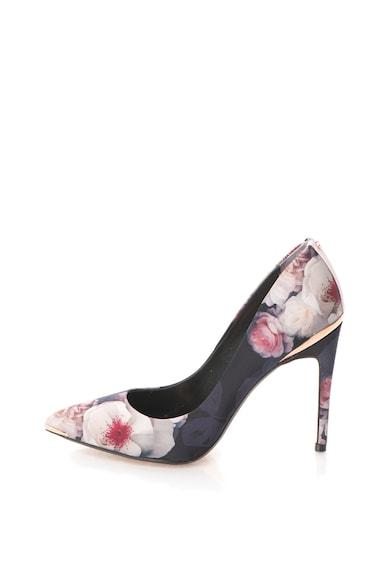 Ted Baker Pantofi stiletto cu model floral si varf ascutit Kawwap Femei