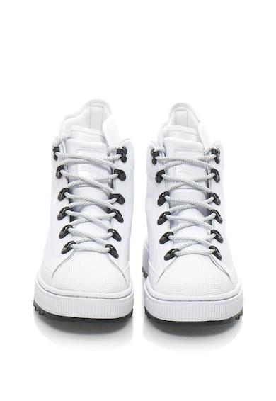 Puma Pantofi sport inalti de piele sintetica The Ren Boot Femei