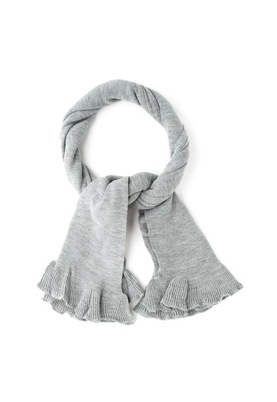 Only Sal tricotat cu volane la terminatii Priscilla Femei