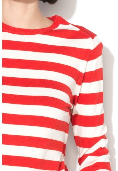 Only Pulover in dungi din tricot fin cu terminatie striata Felina Femei