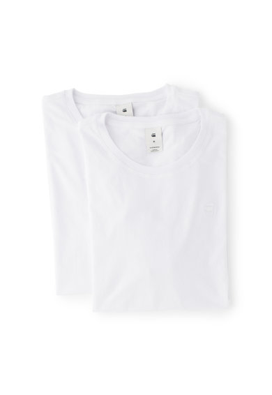 G-Star RAW Set de 2 tricouri cu decolteu rotund Barbati