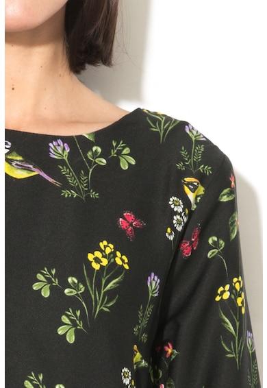 Yumi Rochie evazata cu imprimeu floral Femei