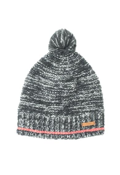 Barts Плетена шапка Alize с помпон Мъже