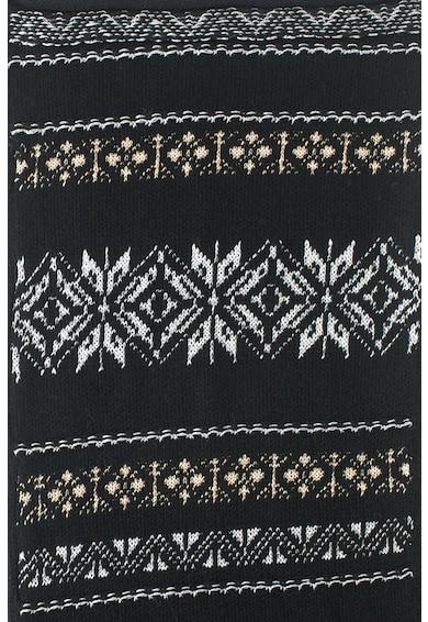 United Colors of Benetton Fular din amestec de lana cu insertii stralucitoare Femei