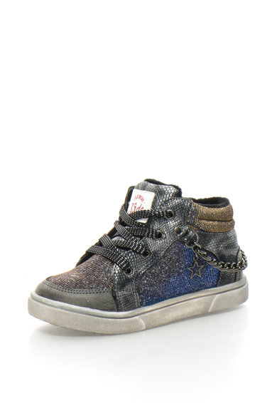 BIG STAR Pantofi sport mid-high cu accesoriu din lant Baieti