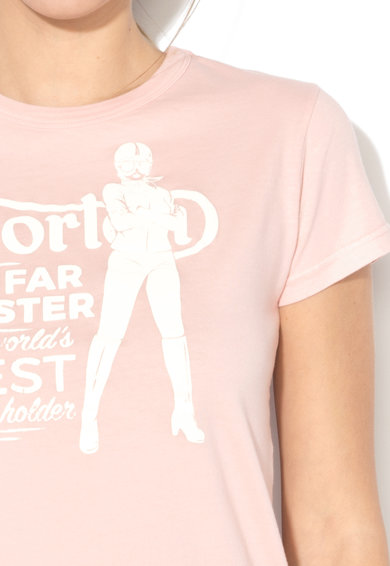 Norton Tricou cu imprimeu frontal Summer Vixen Femei