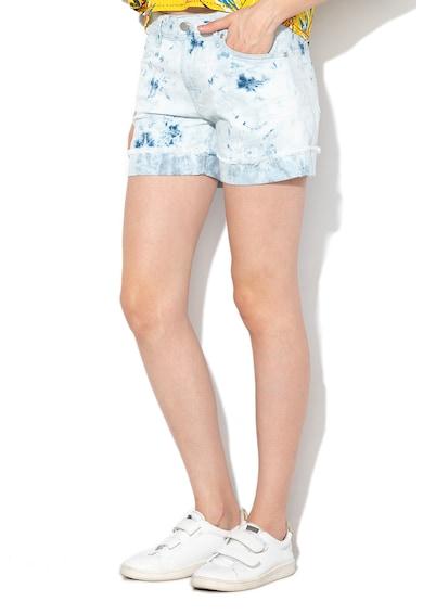 Pepe Jeans London Къс панталон Thrasher от деним Жени