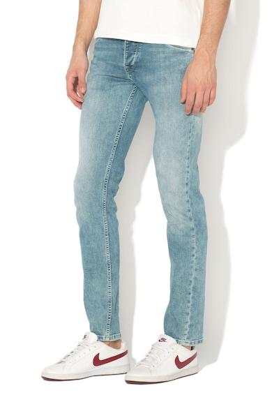 Pepe Jeans London Blugi regular fit cu talie medie Spike Barbati