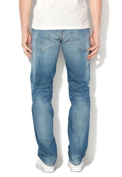 Pepe Jeans London Cash regular fit farmernadrág mosott hatással férfi