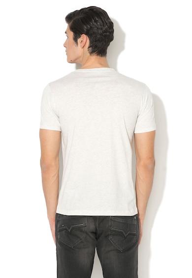 Pepe Jeans London Tricou slim fit cu imprimeu logo Charing Barbati