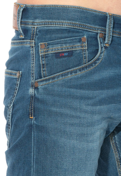 Pepe Jeans London Bermude din denim Track Barbati