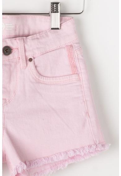 Pepe Jeans London Къс панталон Elsy Forrest от деним Момичета