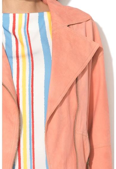 Pepe Jeans London Тънко яке Mara от велур Жени