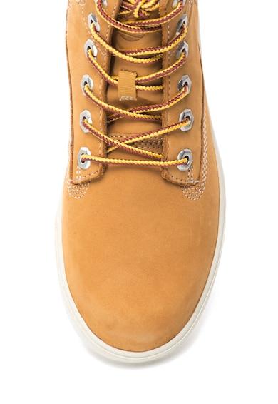 Timberland Спортни обувки Groveton от набук с контрастни шевове Момичета