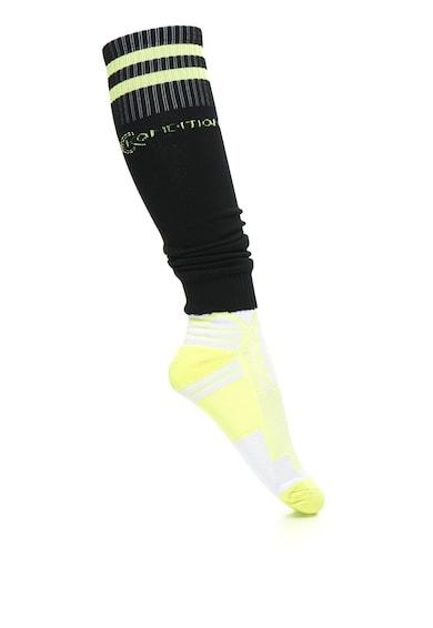 Kondition Sosete cu talpa moale si logo, pentru fotbal Barbati