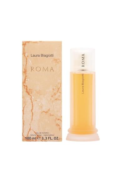 Laura Biagiotti Apa de Toaleta  Roma Donna, Femei, 100 ml Femei