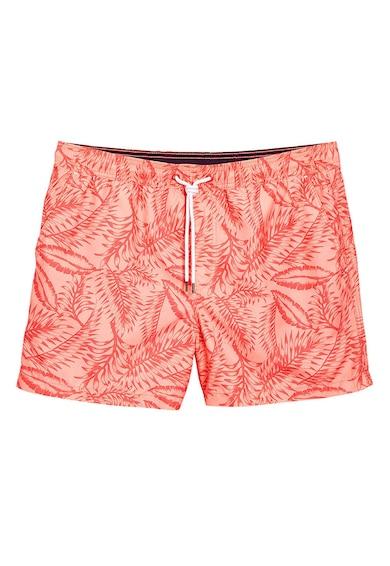 NEXT Pantaloni scurti de baie cu imprimeu tropical Barbati