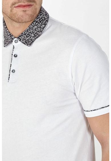 NEXT Galléros póló férfi