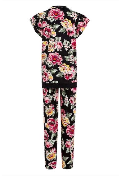 NEXT Pijama din jerseu cu imprimeu floral Femei