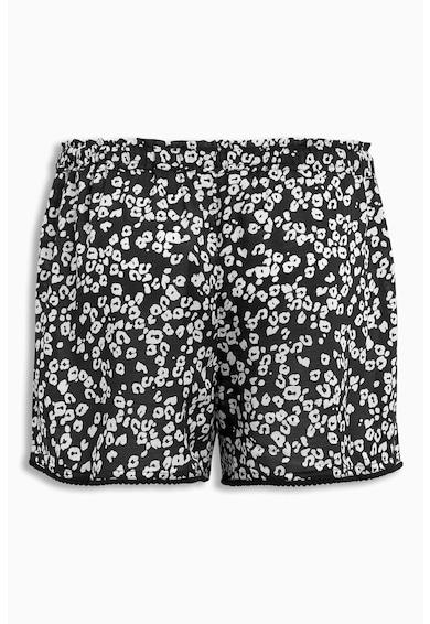 NEXT Pantaloni scurti de plaja cu animal print Femei