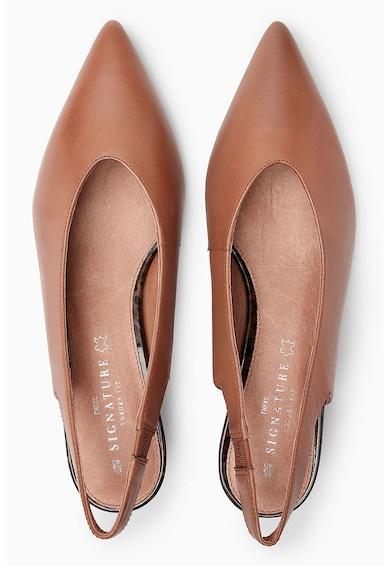 NEXT Pantofi slingback de piele Femei