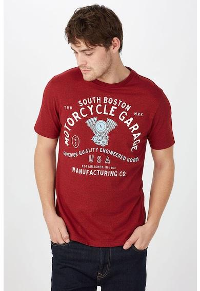 NEXT Tricou cu imprimeu text 3 Barbati