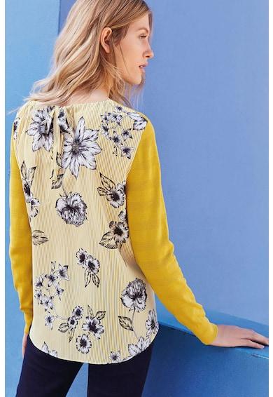 NEXT Bluza cu aspect 2 in 1 Femei