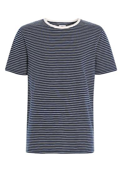 NEXT Regular fit csíkos póló férfi