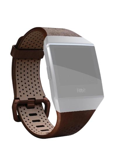 Fitbit Curea ceas smartwatch  Ionic Perforated Leather Femei
