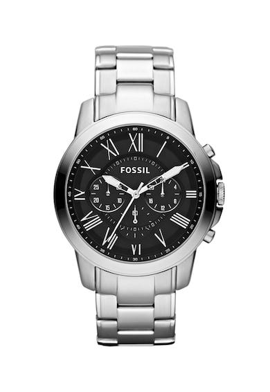 Fossil Часовник с с хронограф Мъже